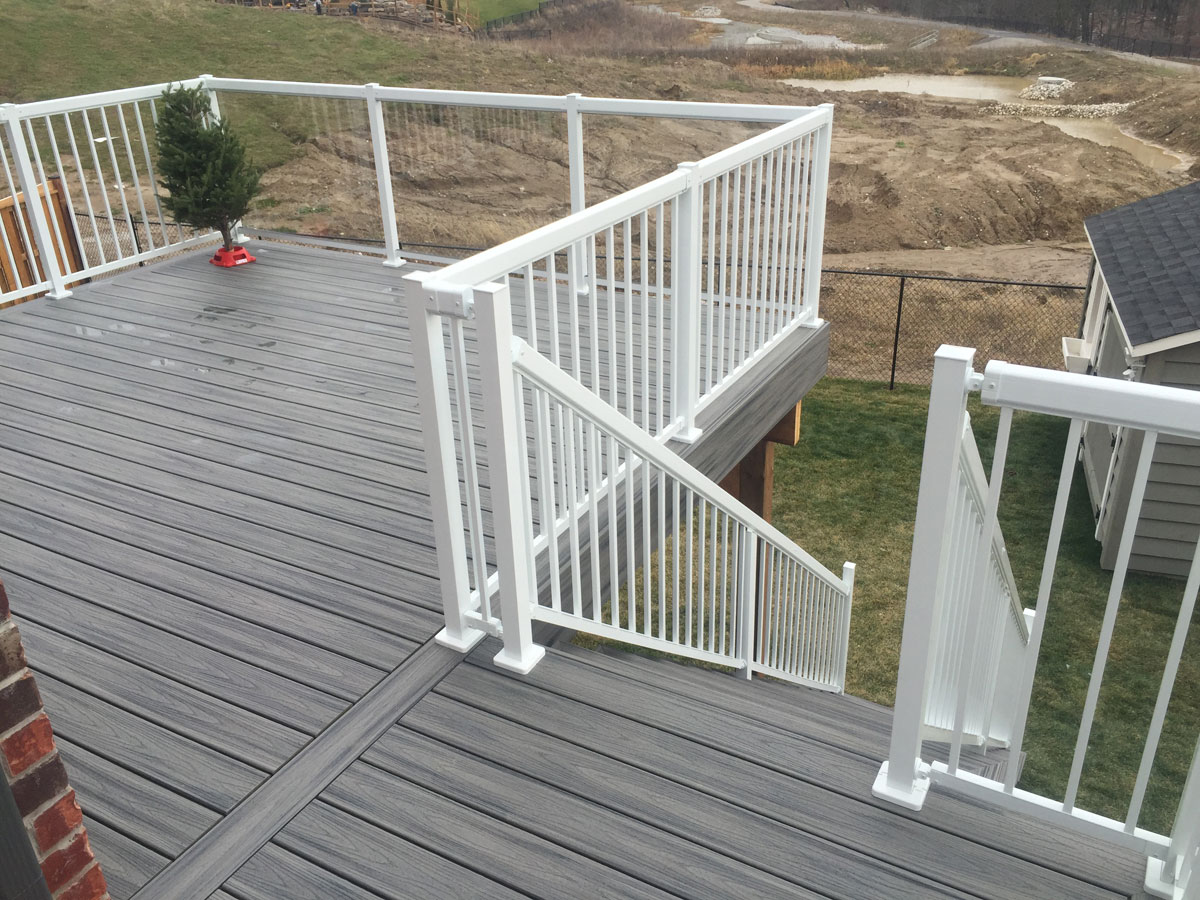 Vinyl Decking Kitchener Waterloo